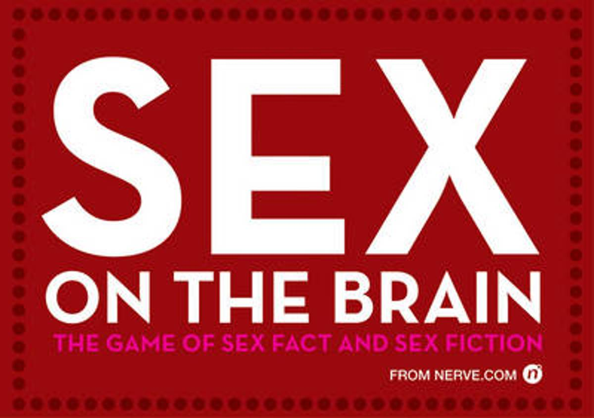Sex on the Brain Board Game