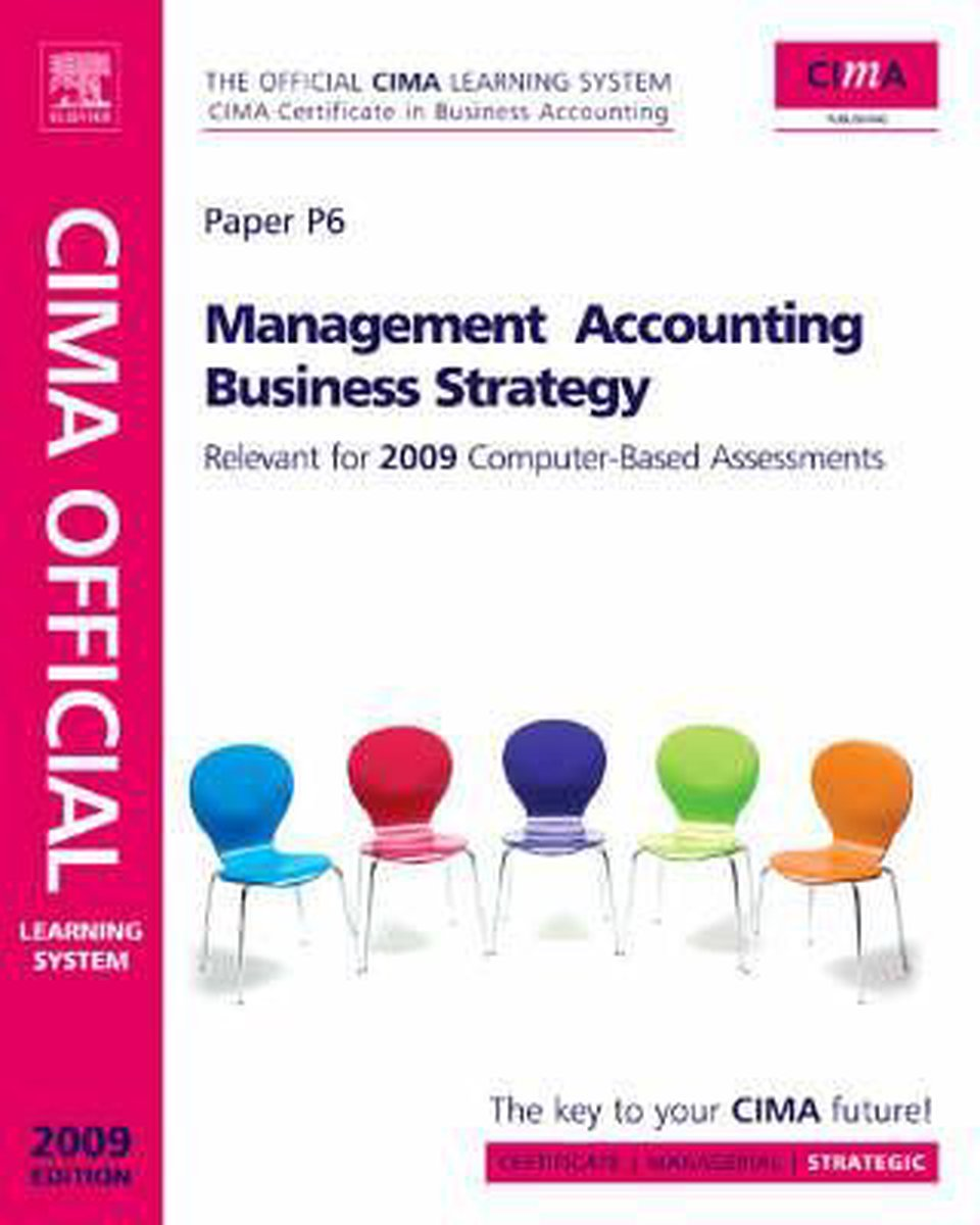 Management Accounting Business Strategy