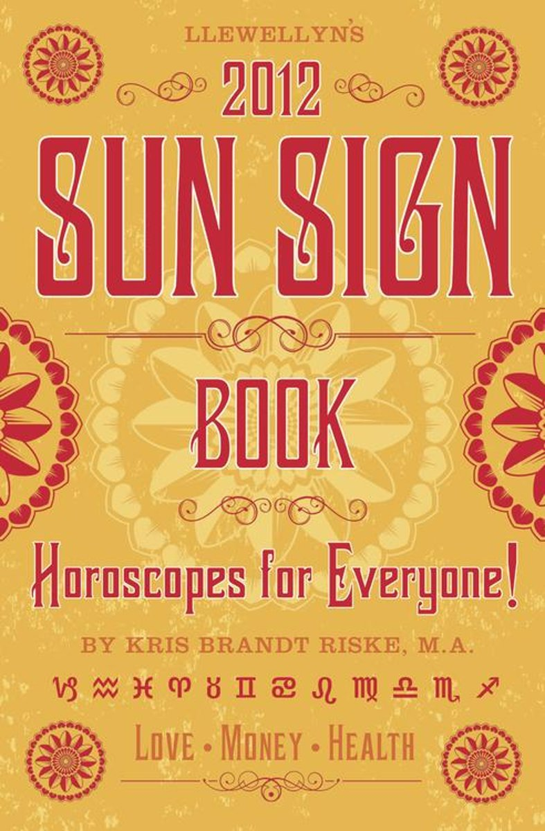 Llewellyn's 2012 Sun Sign Book