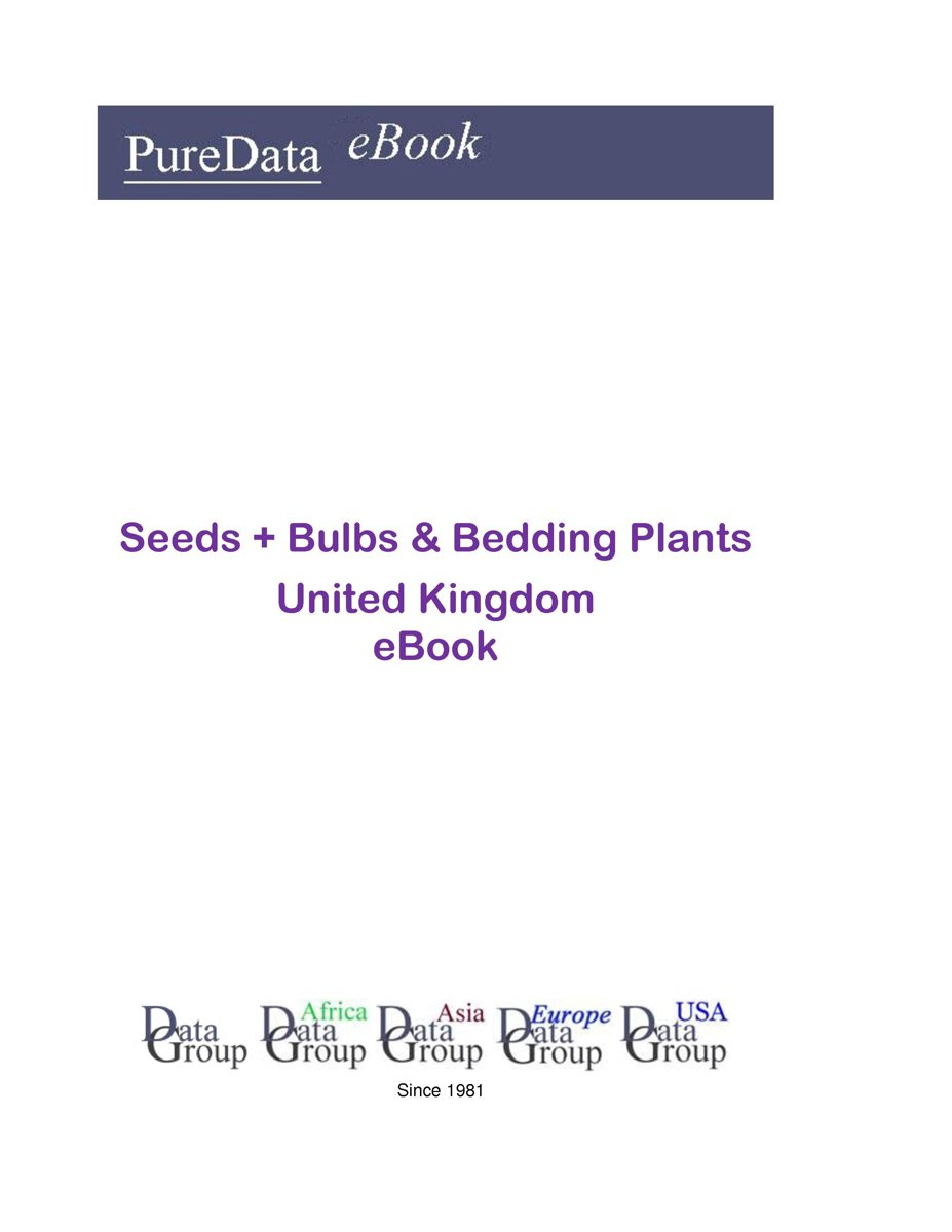 Seeds + Bulbs & Bedding Plants in the United Kingdom