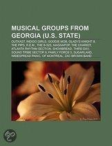 Musical Groups From Georgia (U.S. State): Outkast, Indigo Girls, Tlc, Goodie Mob, Gladys Knight & The Pips, Sugarland, Third Day, The Chariot