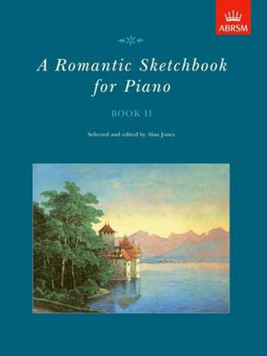A Romantic Sketchbook for Piano, Book II