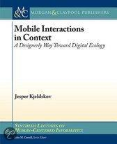 Designing Mobile Interactions