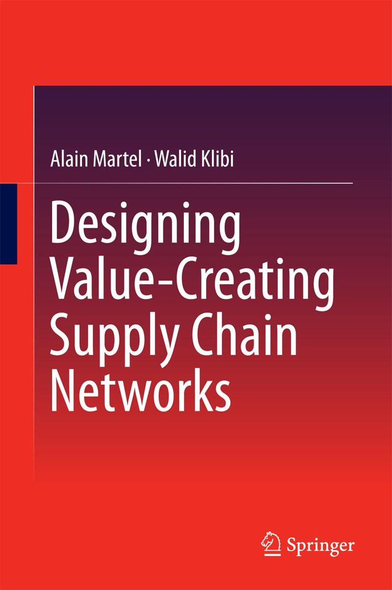 Designing Value-Creating Supply Chain Networks