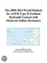 The 2009-2014 World Outlook for Astm Type II Portland Hydraulic Cement with Moderate Sulfate Resistance