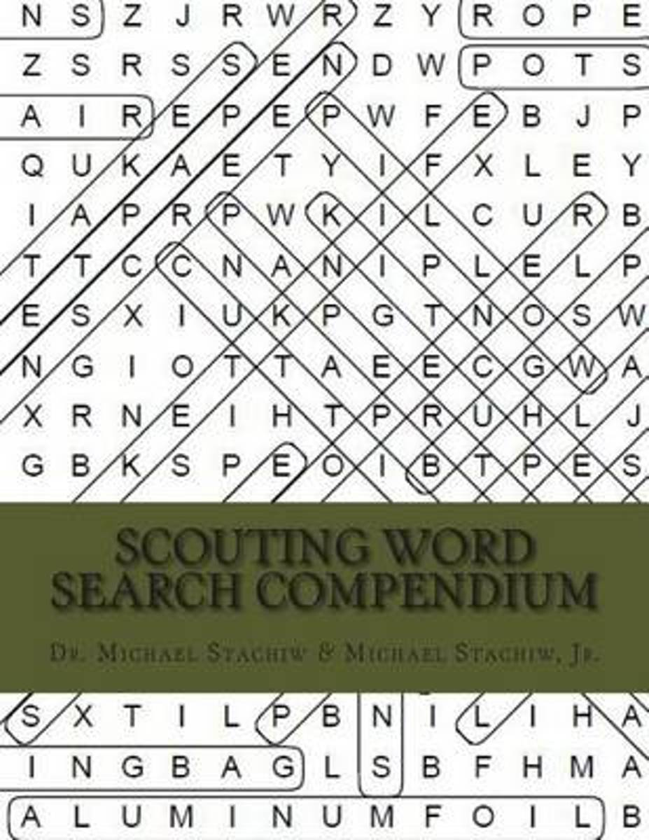 Scouting Word Search Compendium
