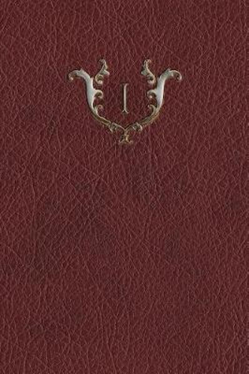 Monogram I Any Day Planner Journal