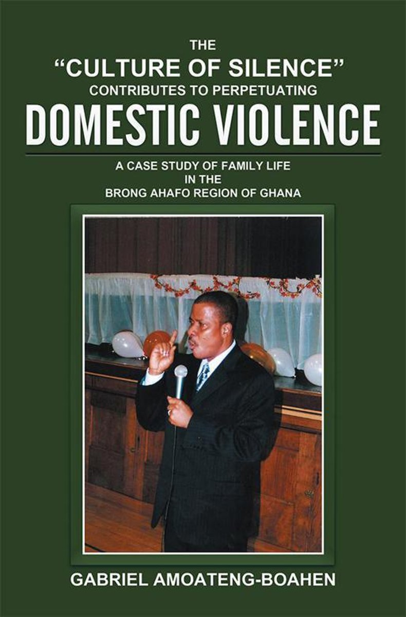 """The """"Culture of Silence"""" Contributes to Perpetuating Domestic Violence"""