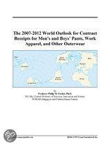 The 2007-2012 World Outlook for Contract Receipts for Men's and Boys' Pants, Work Apparel, and Other Outerwear