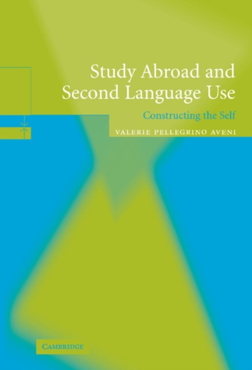 Study Abroad and Second Language Use