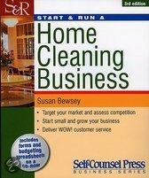 Start and Run a Home Cleaning Business