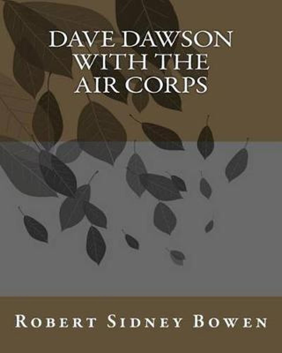 Dave Dawson with the Air Corps