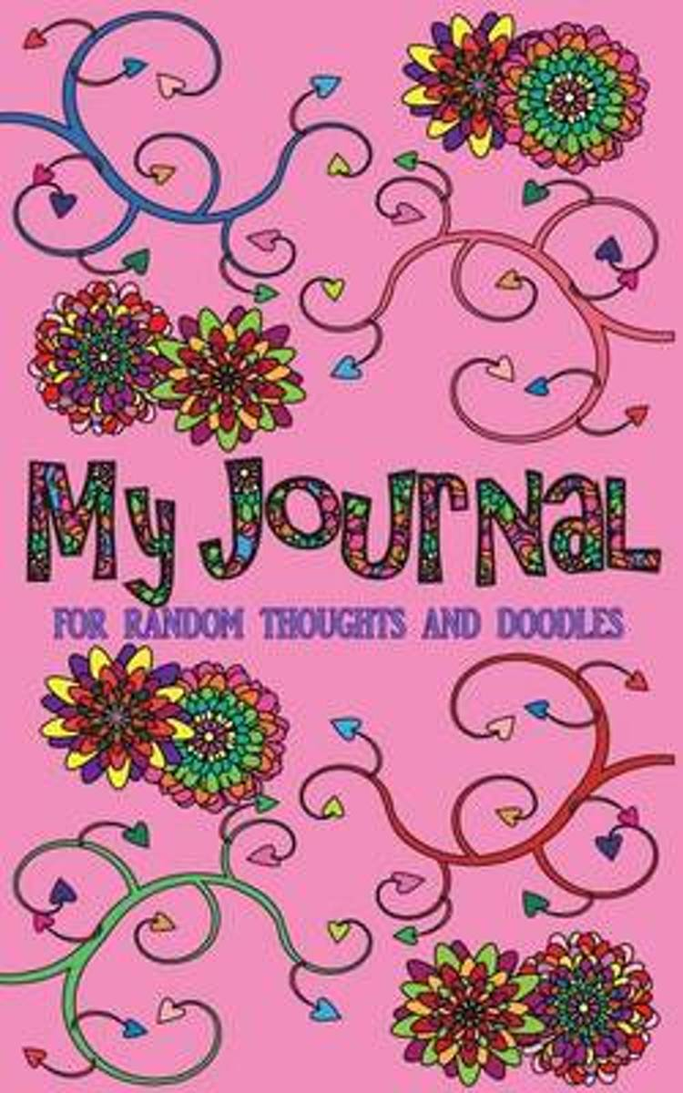 My Journal for Random Thoughts and Doodles
