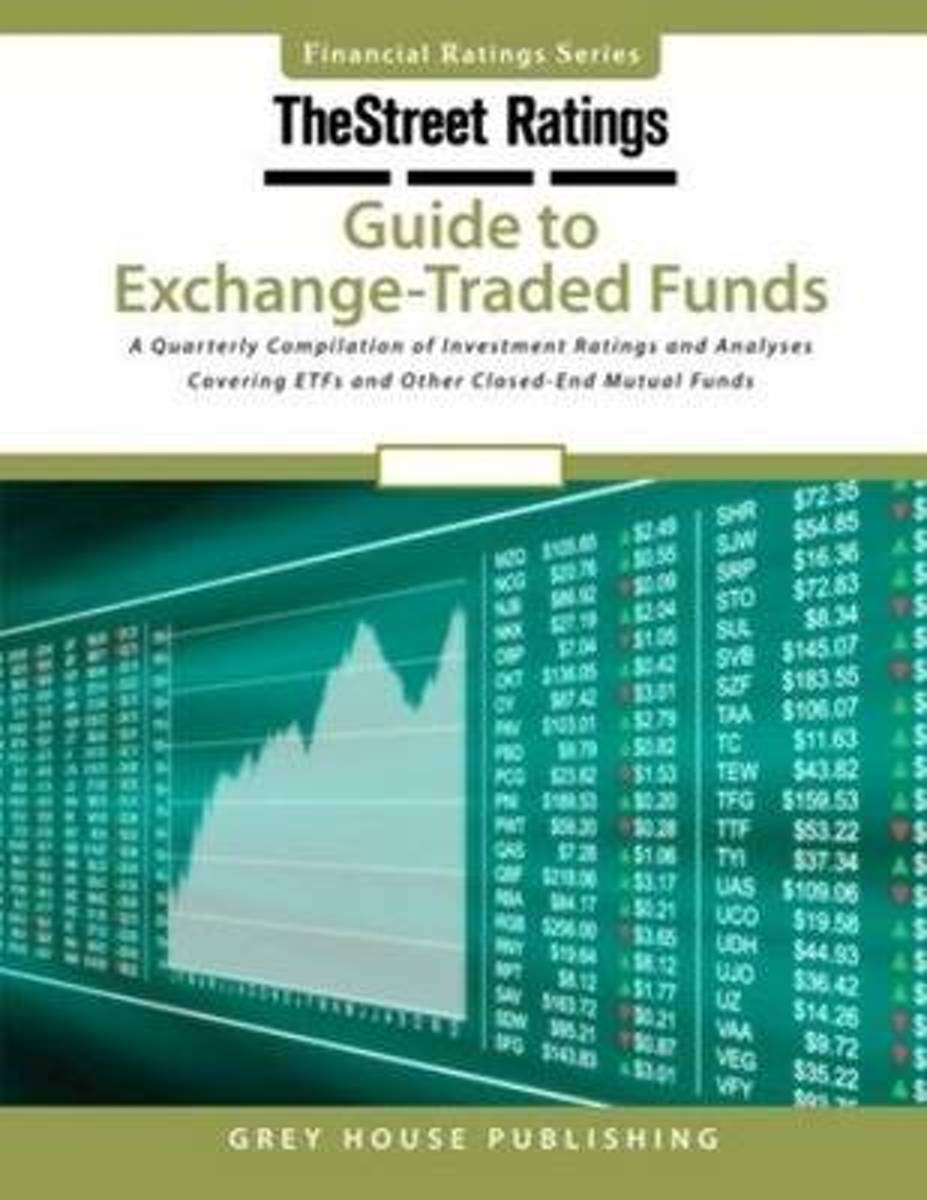 TheStreet Ratings Guide to Exchange-Traded Funds, Summer