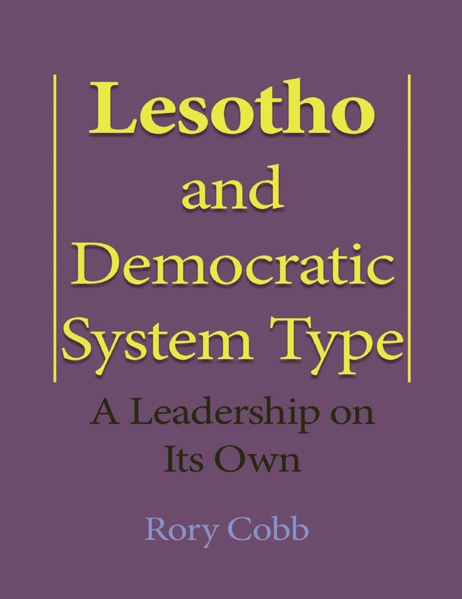 Lesotho and Democratic System Type