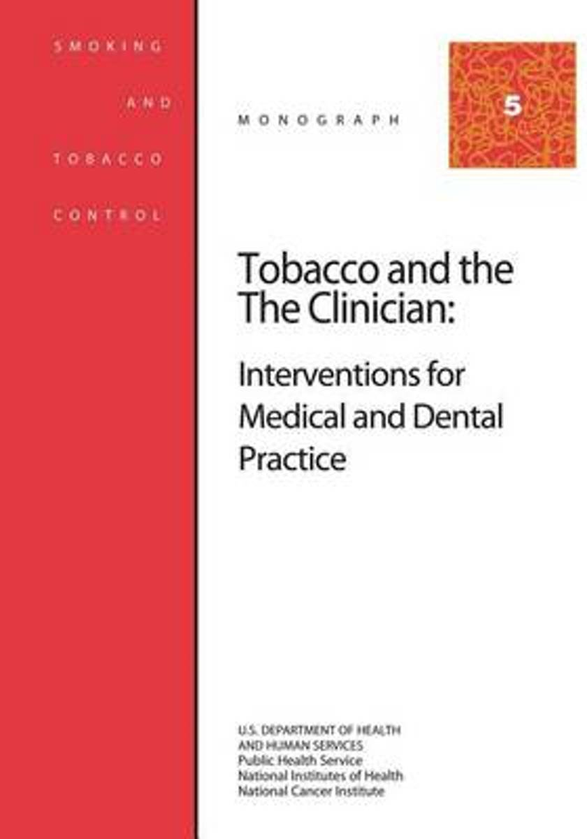 Tobacco and the Clinician