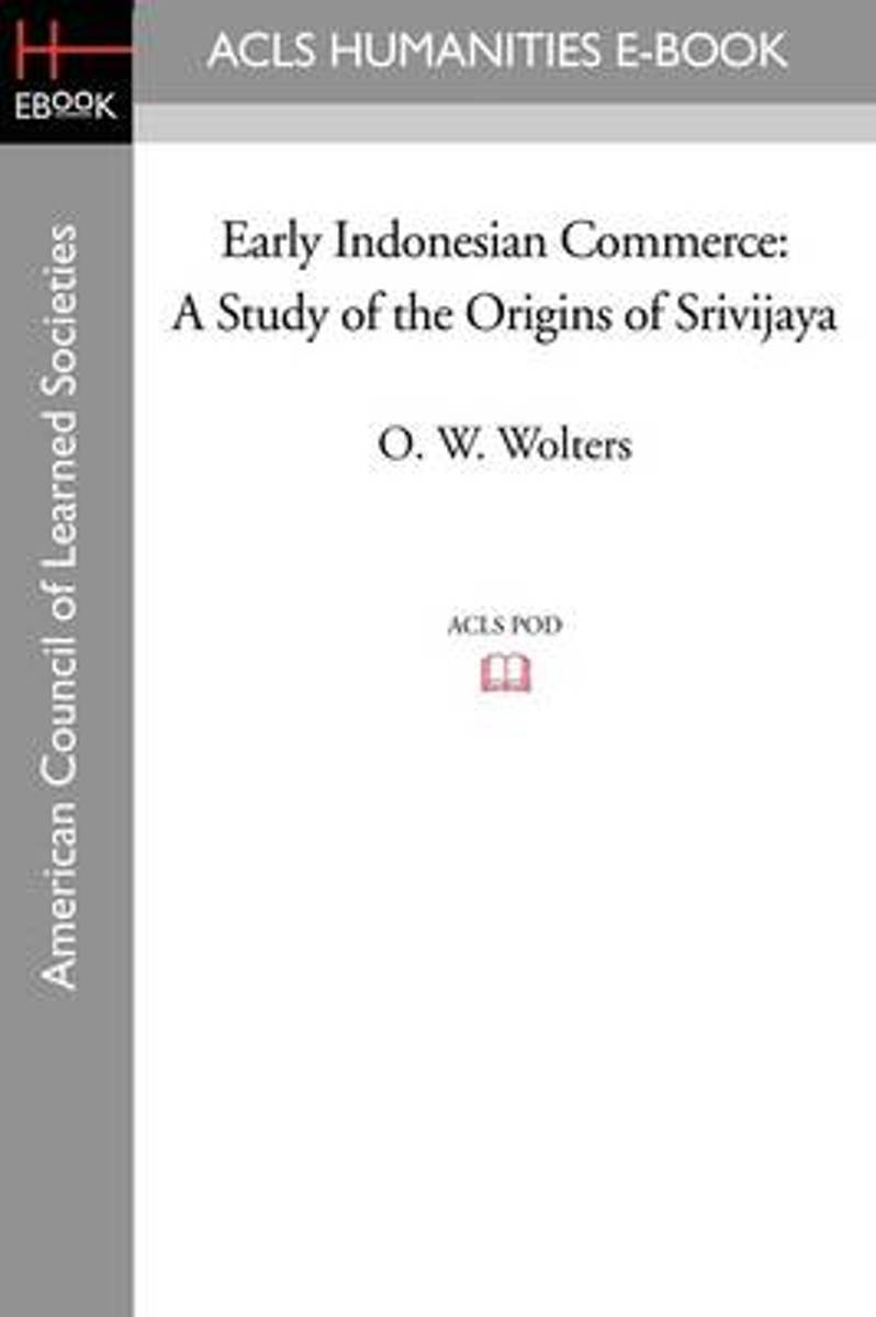 Early Indonesian Commerce
