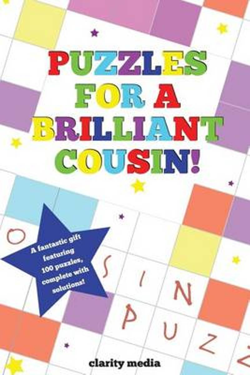 Puzzles for a Brilliant Cousin
