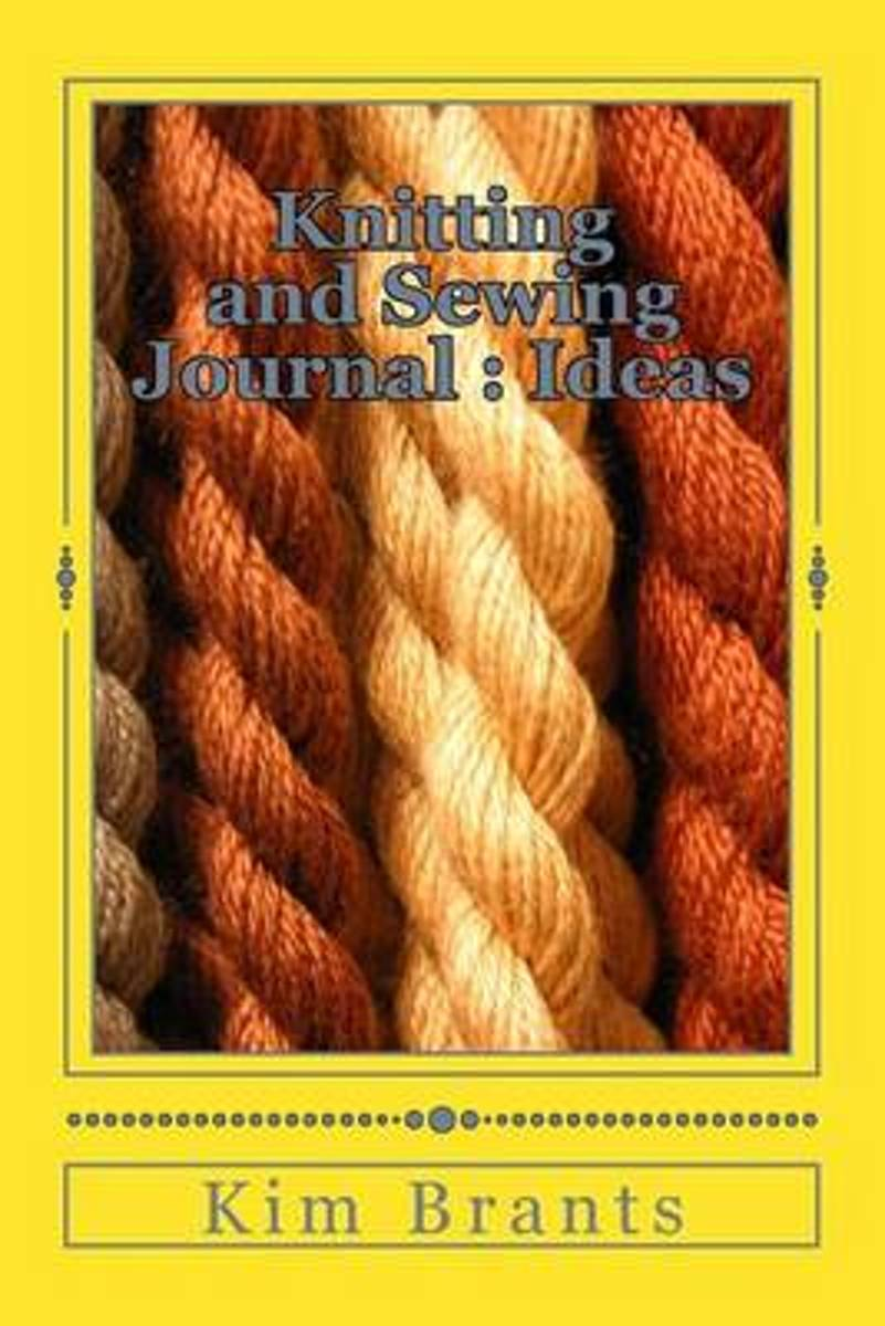 Knitting and Sewing Journal