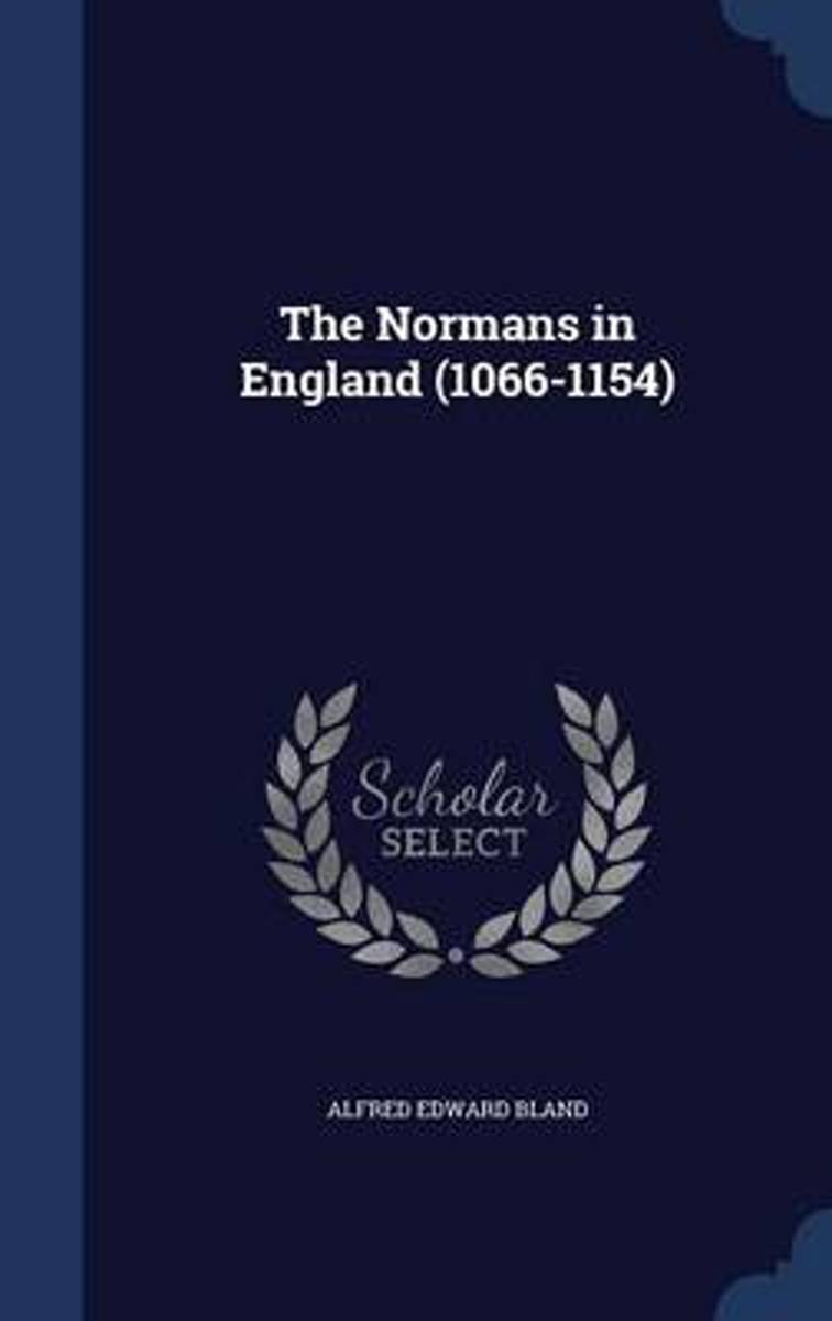 The Normans in England (1066-1154)