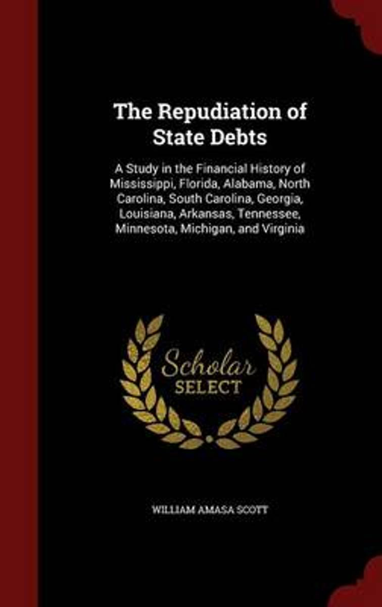 The Repudiation of State Debts