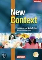 New Context. Ausgabe B. Language and Skills Trainer