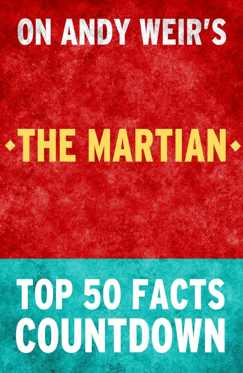 The Martian - Top 50 Facts Countdown