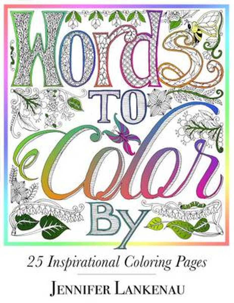 Words to Color By