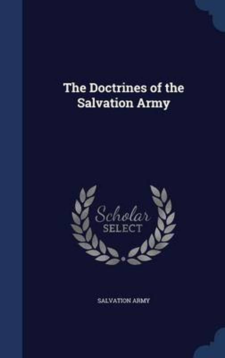 The Doctrines of the Salvation Army
