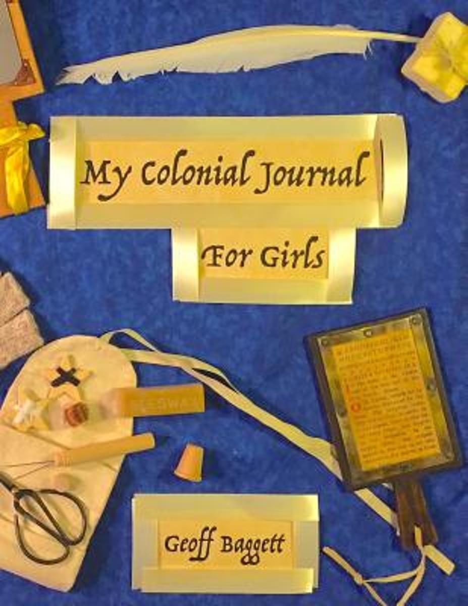 My Colonial Journal for Girls
