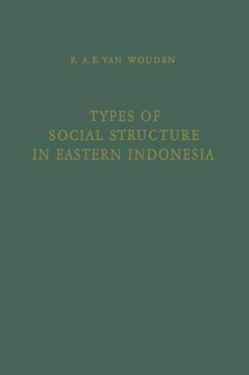 Types of Social Structure in Eastern Indonesia