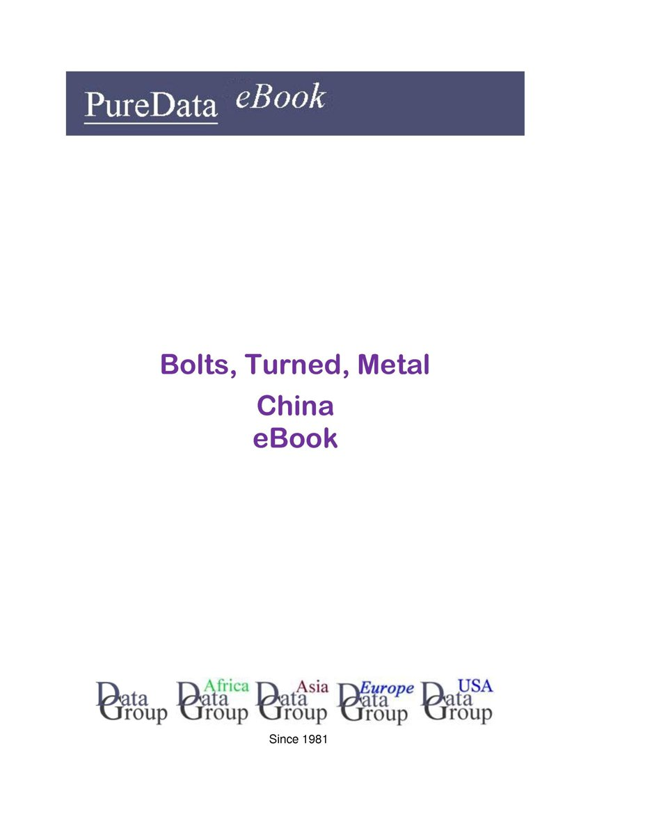 Bolts, Turned, Metal in China