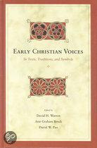 Early Christian Voices