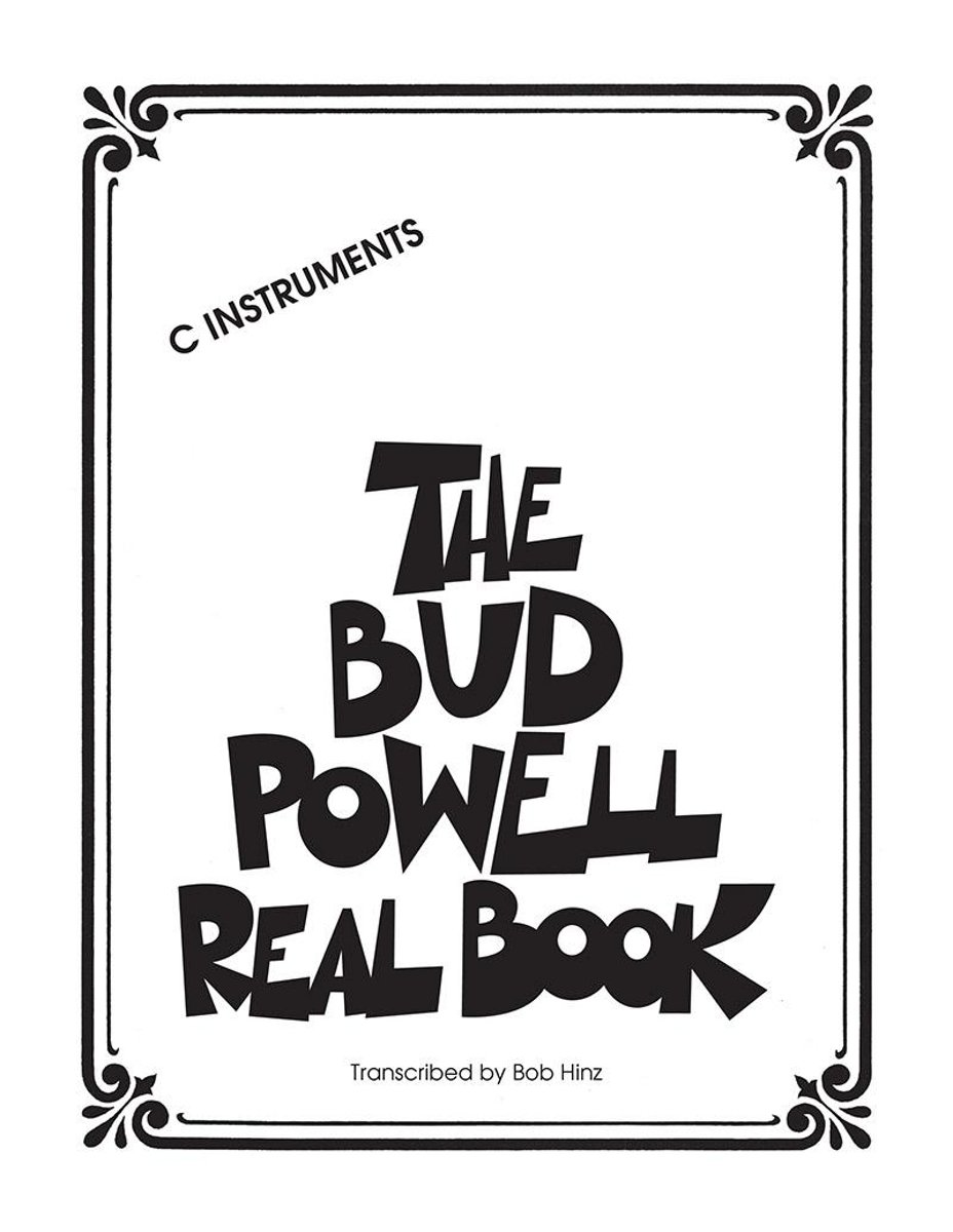 The Bud Powell Real Book (Songbook)