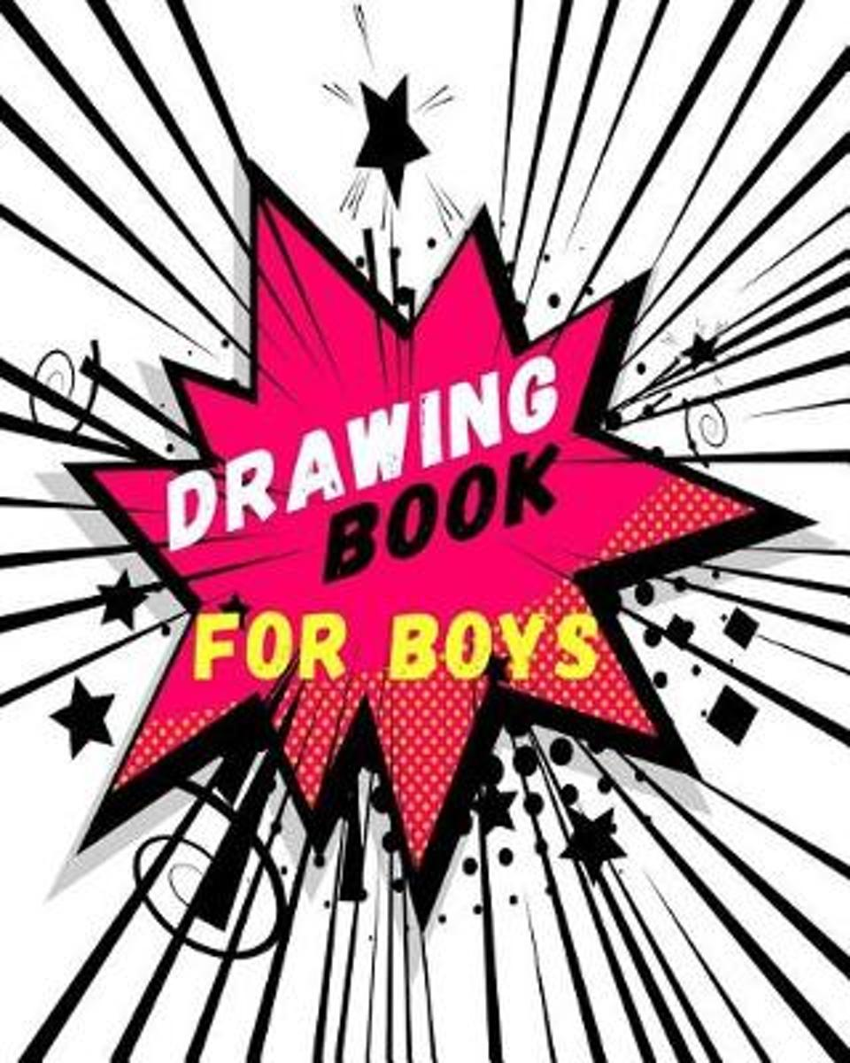 Drawing Book for Boys