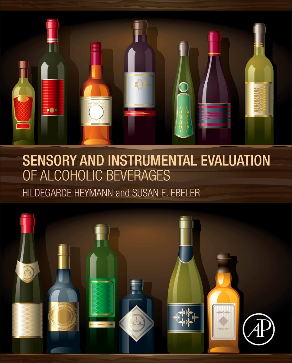 Sensory and Instrumental Evaluation of Alcoholic Beverages
