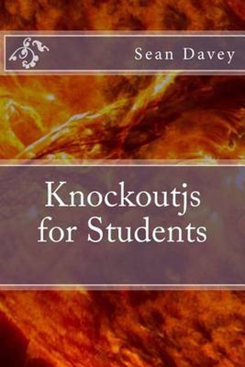 Knockoutjs for Students