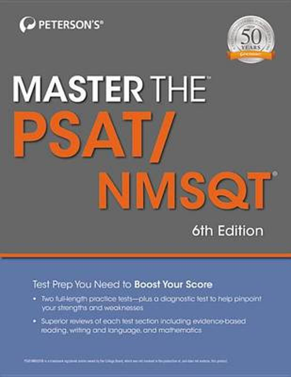 Master the Psat/NMSQT
