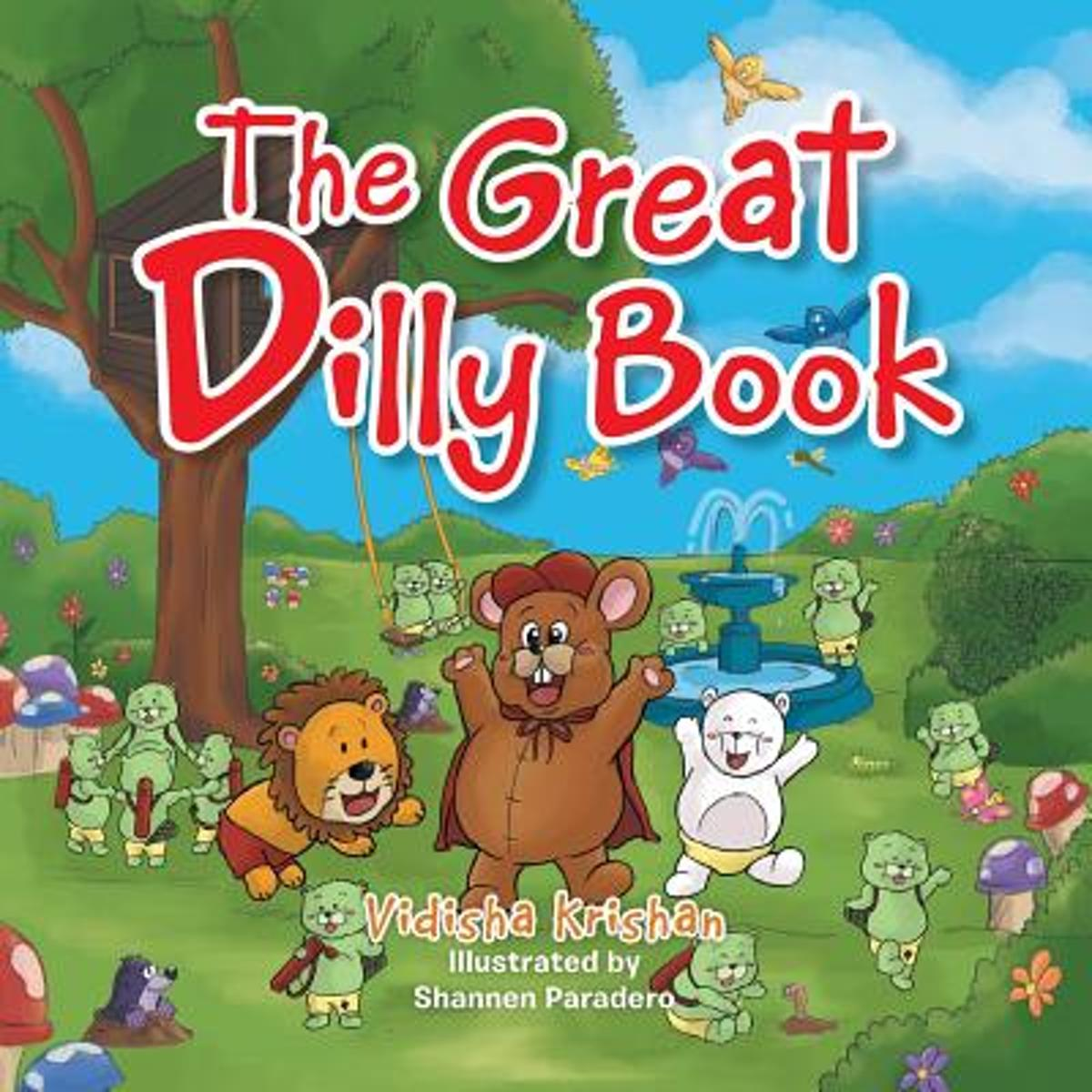 The Great Dilly Book