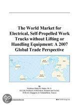 The World Market for Electrical, Self-Propelled Work Trucks Without Lifting Or Handling Equipment