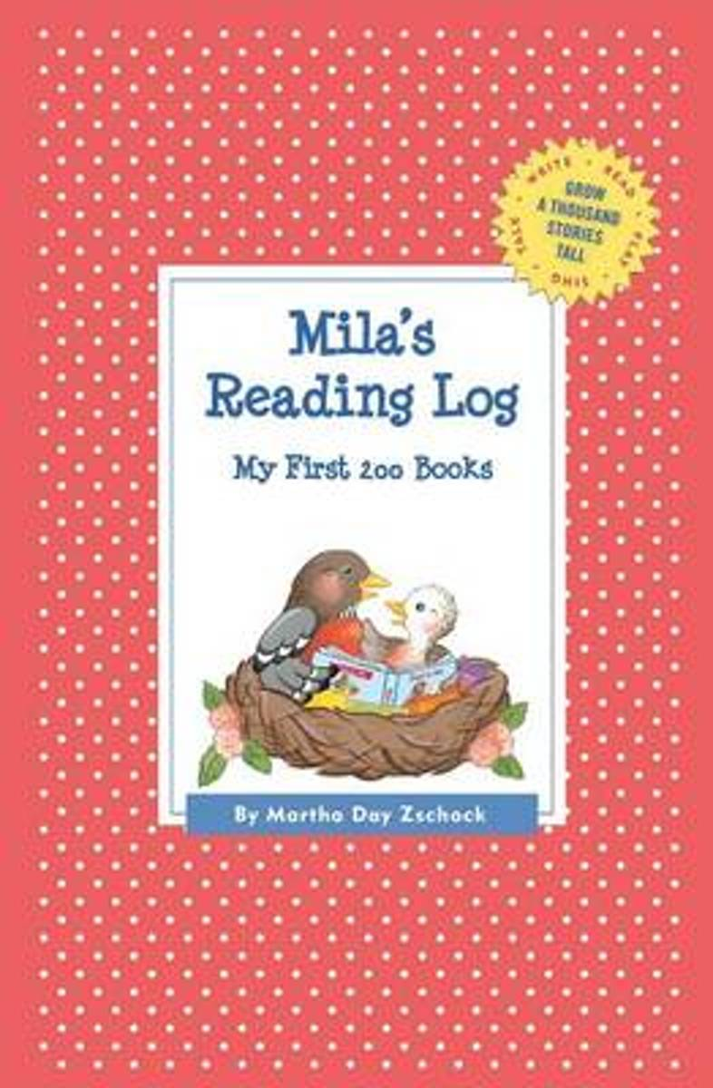 Mila's Reading Log