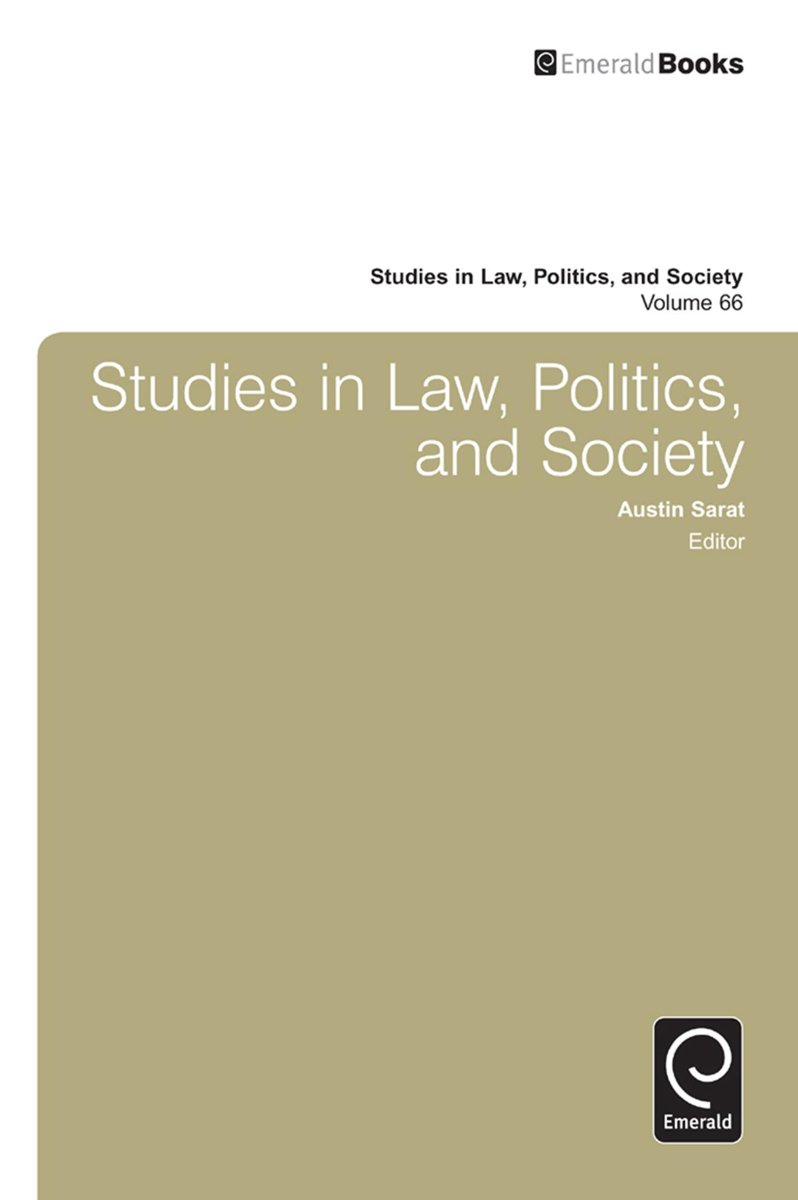 Studies in Law, Politics and Society