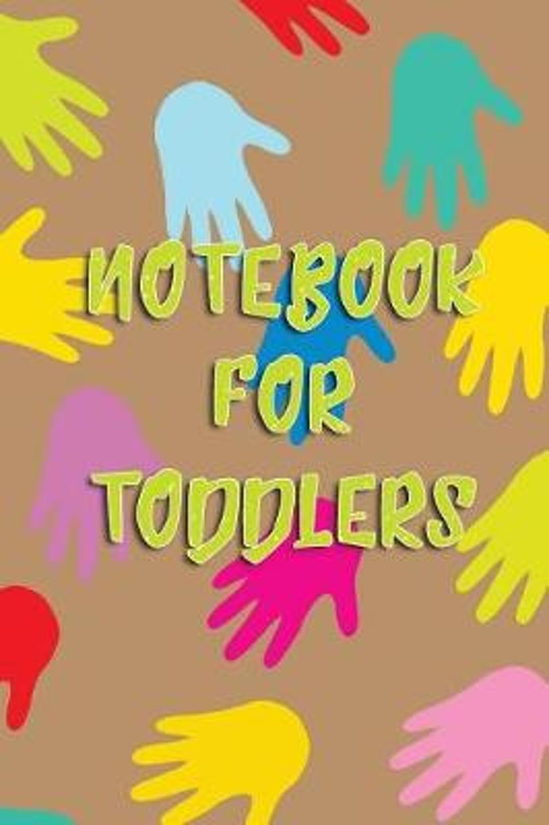 Notebook for Toddlers