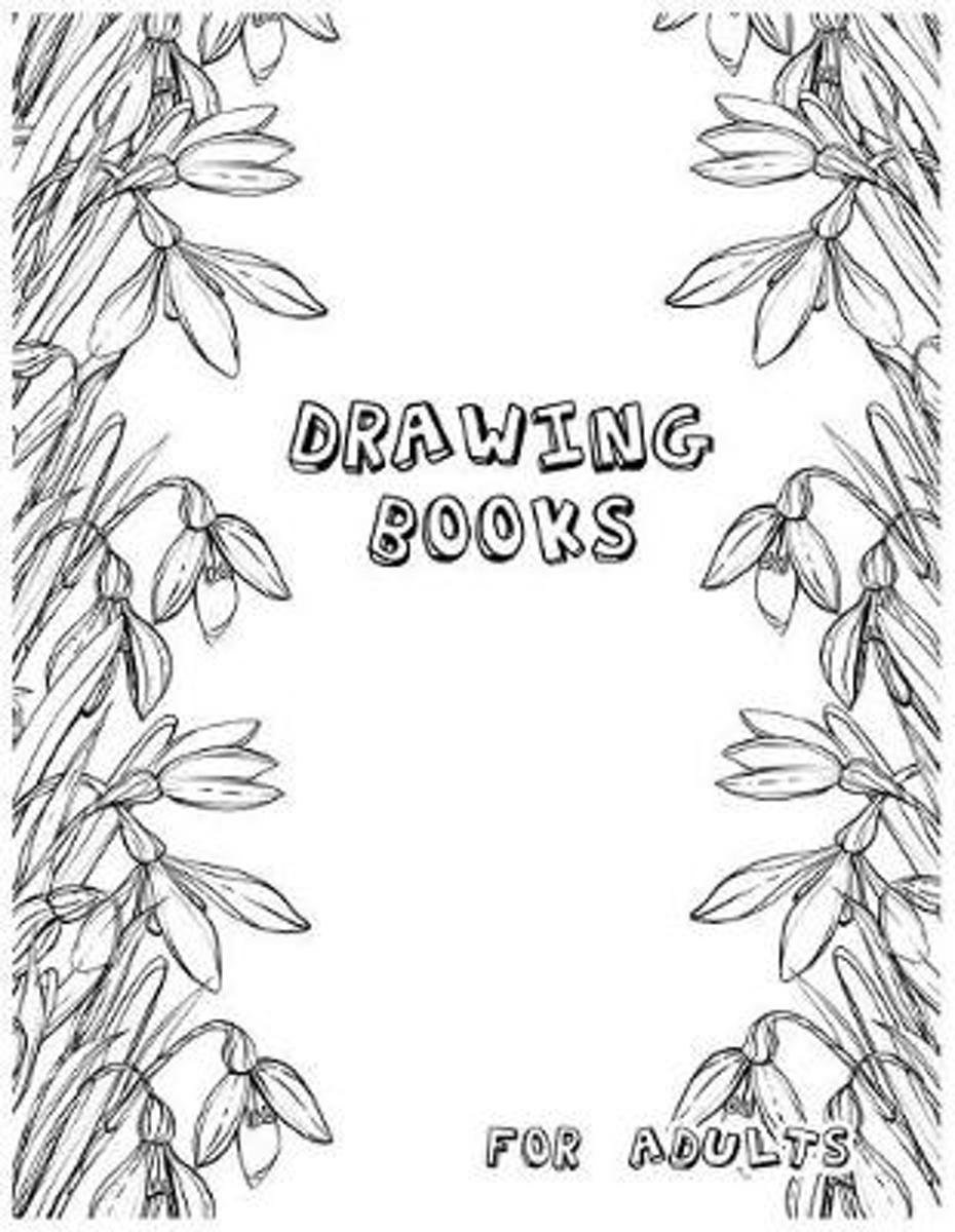 Drawing Books for Adults