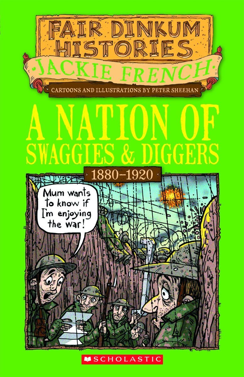Nation of Swaggies and Diggers