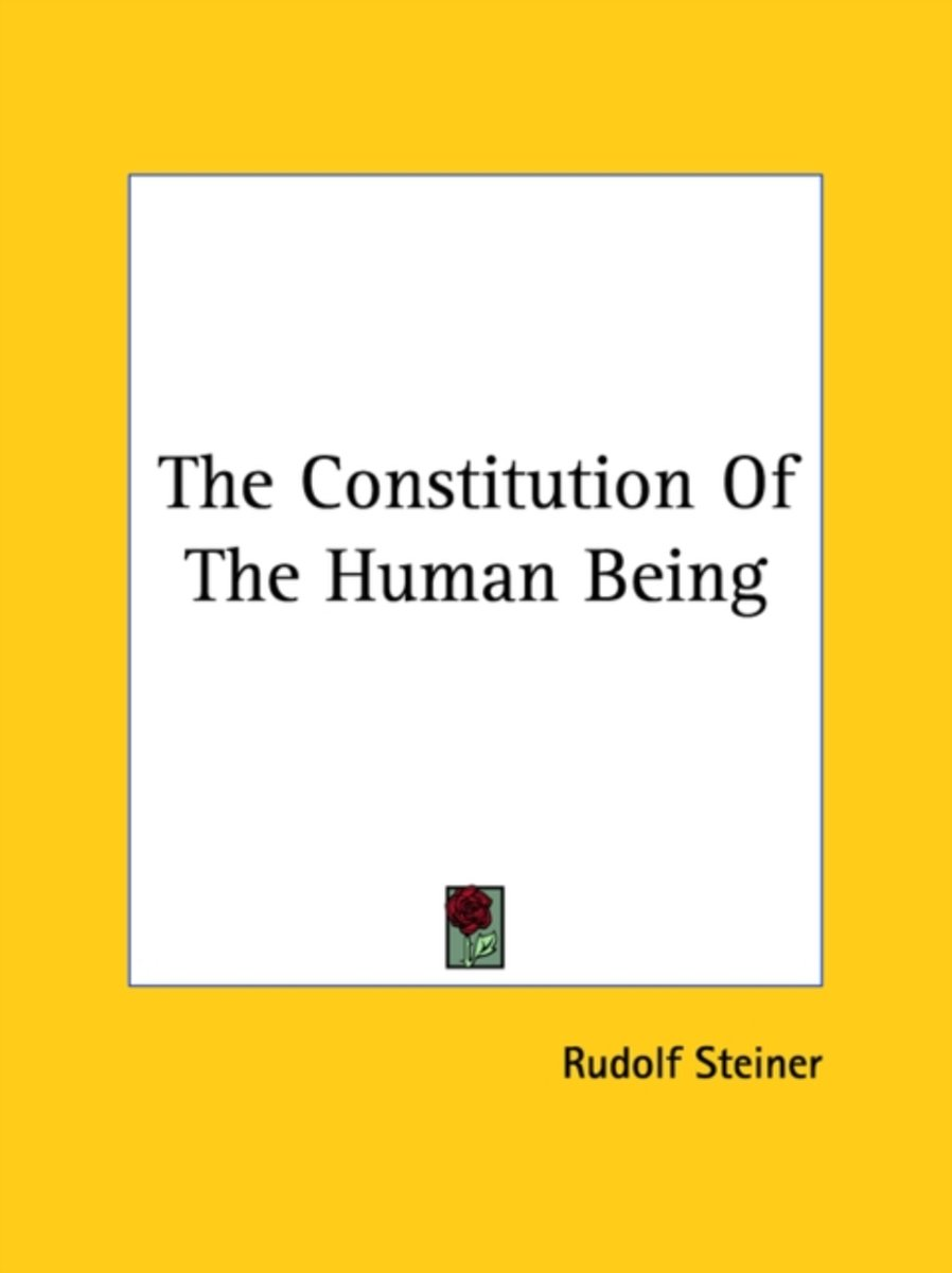 The Constitution of the Human Being