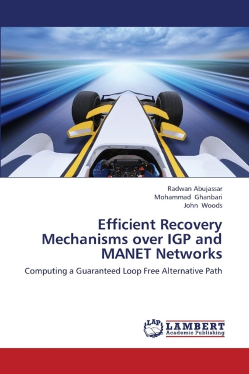 Efficient Recovery Mechanisms Over Igp and Manet Networks