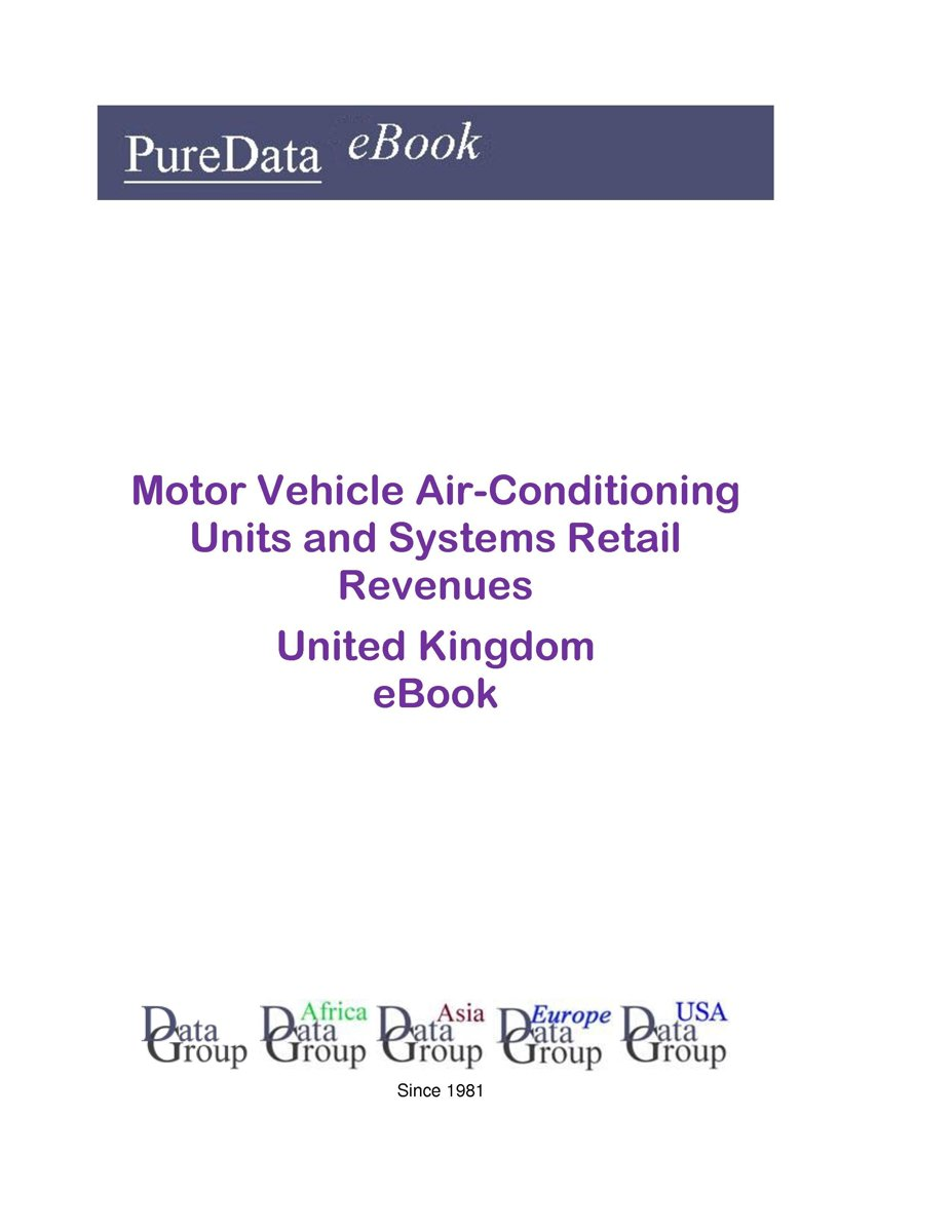 Motor Vehicle Air-Conditioning Units and Systems Retail Revenues in the United Kingdom