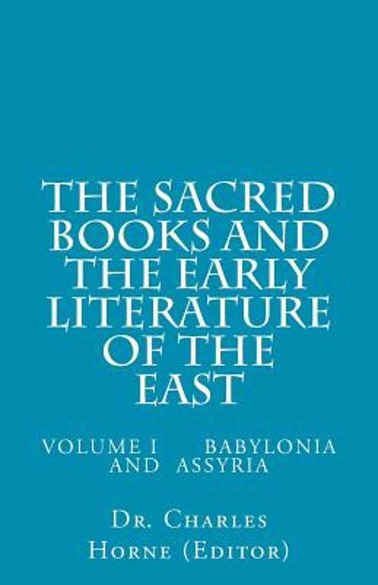 The Sacred Books and the Early Literature of the East