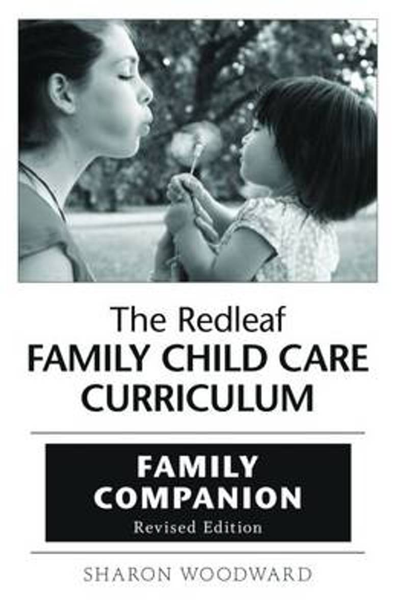The Redleaf Family Child Care Curriculum Family Companion